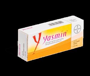 pilule Jasmine ou Yasmin
